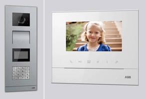 Video Door Entry System simplifies home/building security.