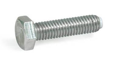 Stainless Steel Hex Head Screws come in 3 tip versions.