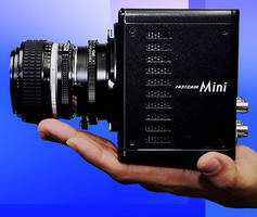 Compact HD High Speed Video Camera delivers 4 MP resolution.