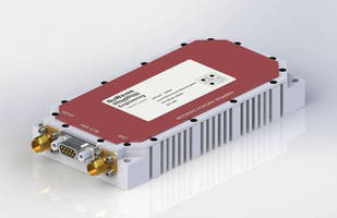 S-Band RF BDA Module works with OFDM transceivers.
