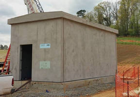 Leesburg Concrete Company, Inc. Produces Insulated Architectural Precast Concrete Wall Panels