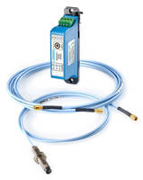 Proximity Probe System features configurable universal driver.