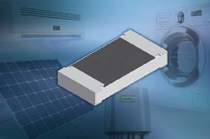 Thick Film Chip Resistors deliver up to 500 V.