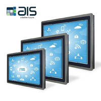 HMI Panels deliver 2D or 3D image processing.