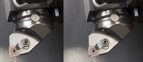 Cutting Inserts maximize parts-per-edge use, wear identification.