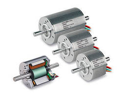 DC Brushless Motors come in high torque version.