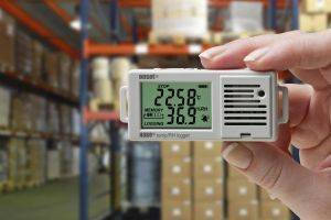 Temperature Dataloggers Help Preserve Product Freshness