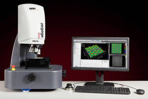 Optical Profiler combines precision and versatile applicability.