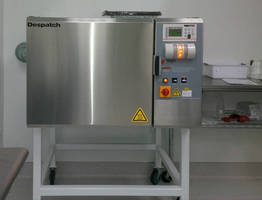 High-Performance Clean Process Oven Fulfills Depyrogenation Standards Under New Compounding Pharmaceutical Requirements