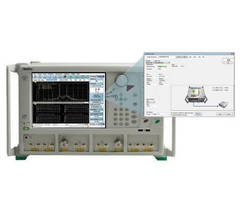 Vector Network Analyzers offer IMD measurement capability.