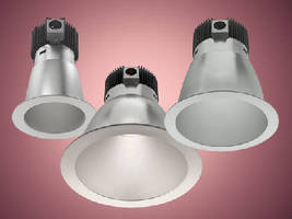 LED Retrofit Kits replace recessed ceiling downlights.