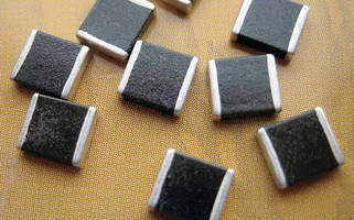 SMT Multilayer Varistors are available with glass encapsulation.