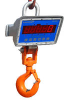 Crane Scale features 1.5 in. 5-digit LED display.