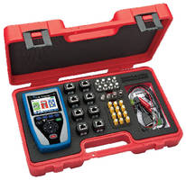 Test Kit combines network, cable, and voltage testing.