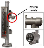 Magnetically Coupled Level Gauge Switches has global approvals.