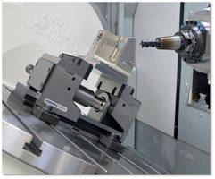 Powerful Clamping System: KONTEC KSX Vise
