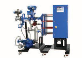 Heat Exchanger supports applications up to 4 million BTU's.