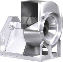 Commercial/Industrial Fans come in multiple construction options.