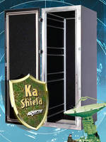 Equipment Rack Enclosures protect communications and data.