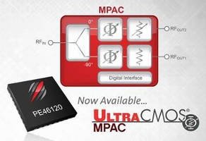 Monolithic RF Controller delivers phase-tuning flexibility.