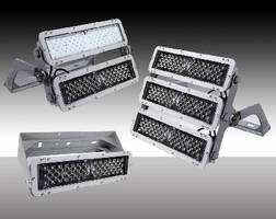 LED High-Output Modules suit hazardous locations.