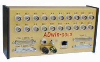 ADwin System Speeds Test Automation Development