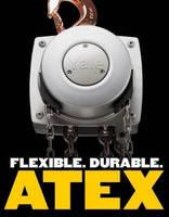 Hand Chain Hoist meets ATEX requirements.