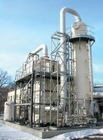 Tower Scrubbers are engineered to application requirements.