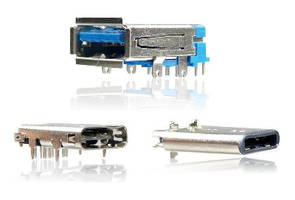 USB 3.1 Connectors provide up to 10,000 plug cycles.