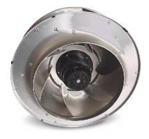 Motorized Centrifugal Blower delivers airflow of 1,900 cfm.