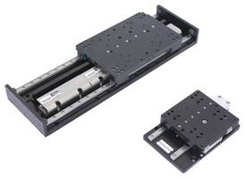 Miniature Linear Motor Positioners increase perfomance, not size.