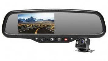 Auto-Dimming Backup Camera System enhances on-road safety.
