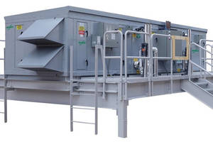 Customizable Active Desiccant System achieves low dew points.