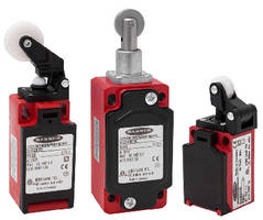 Safety Limit Switches provide position monitoring.
