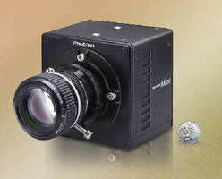 HD Camera supports high-speed imaging applications.