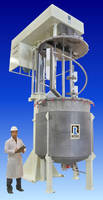 Multi-Shaft Mixer is designed for viscous applications.