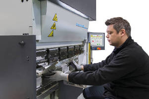 Portable Electric Press Brakes offer 24-ton capacity.
