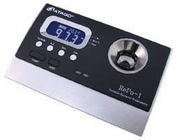 Refracto-Polarimeters feature compact, portable design.