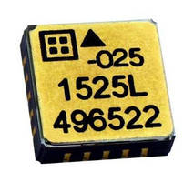 Miniature MEMS Inertial Accelerometer features integrated design.