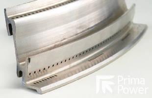 Fiber Laser Control helps prevent back-wall damage.