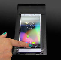 HD 5 in. TFT LCD Module leverages in-cell touch technology.