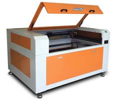 Flatbed Laser Engraver is suited for signage applications.