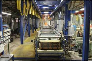 Automatic Zinc Barrel Plating Line Offers Increased Capacity/Flexibility