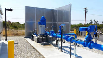 Acoustiblok® Quiets Well Motor Noise for California Water District