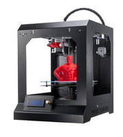 Desktop 3D Printer accepts remote input and control.