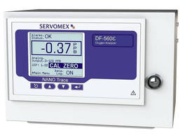 Oxygen Analyzers foster usability via interface and firmware.