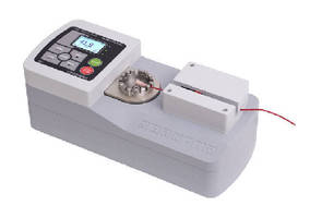 Wire Crimp Pull Tester offers automatic operation.