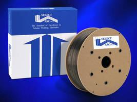 Hardsurfacing Electrode maintains sharp edges.