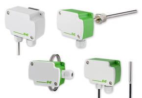 Active Temperature Sensors serve HVAC, building technology market.
