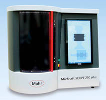 Optical Measurement System offers touchscreen operation, low MPE.